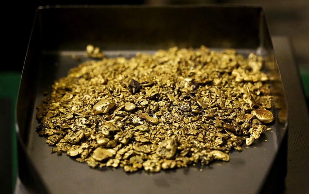 Добыча золота картинки