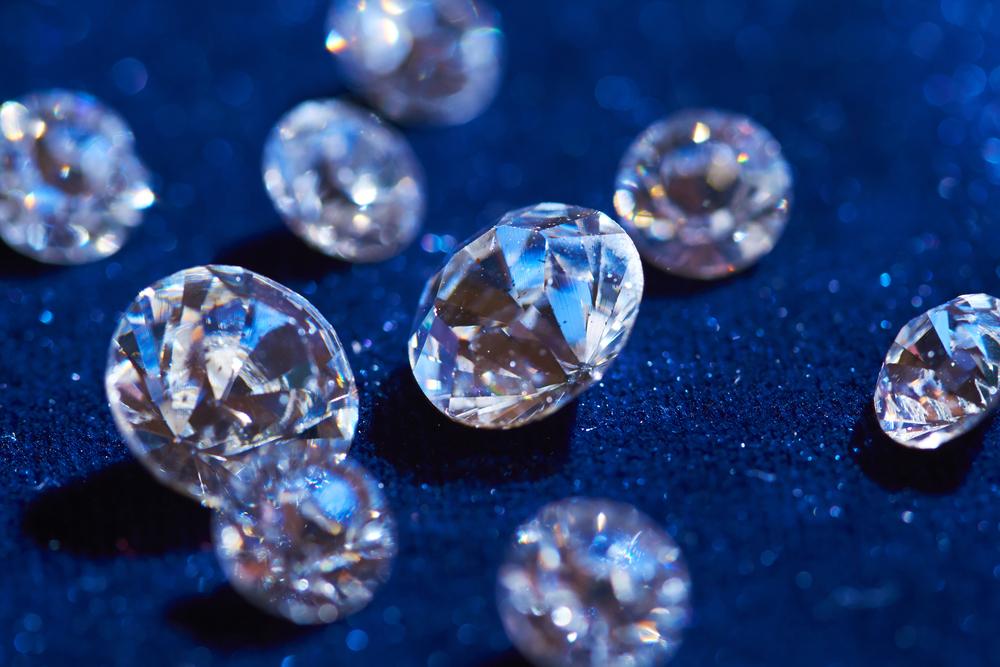 возбудителем картинка бриллианты в движении это