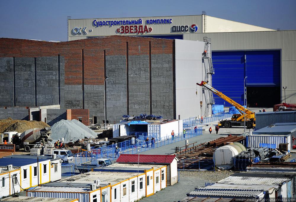 Завод «Звезда» в Приморье переходит на неполную рабочую неделю